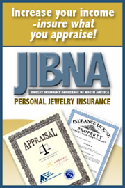 Jewelry Insurance at JIBNA
